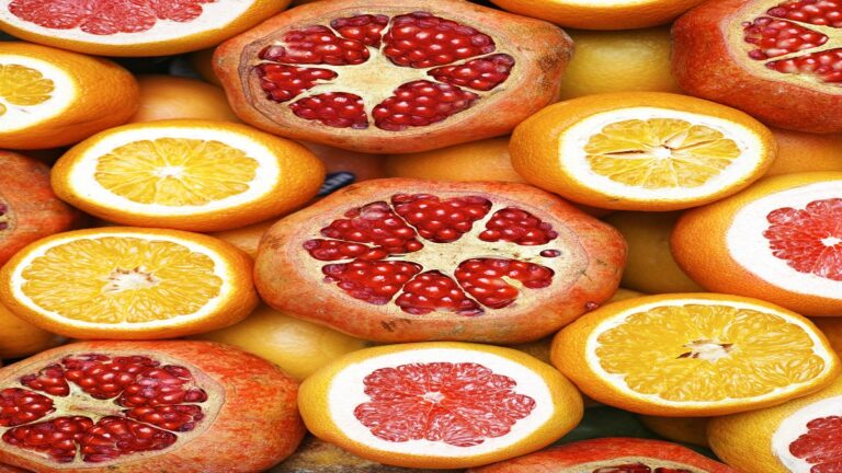 What Foods are Rich in Vitamin C| Vitamin C Rich Food List