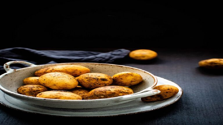 Potato Nutritional Facts| Benefits of Potatoes